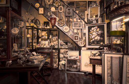 antique shop vintage