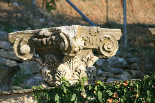 antique roman greece