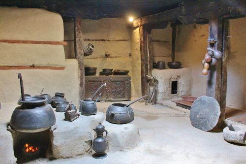 antique crockery old