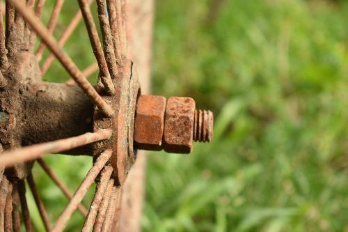 antique bolt ancient