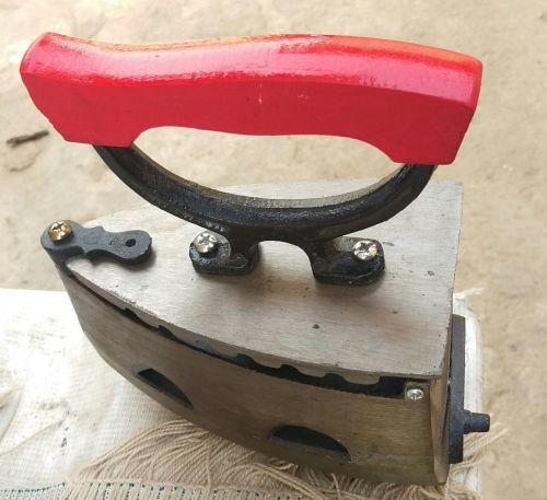 antique equipment iron