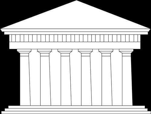 antique  ancient temple  ancient greece