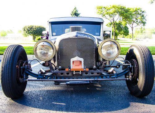 antique car vintage