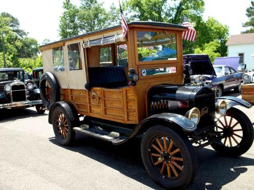 antique car automobile