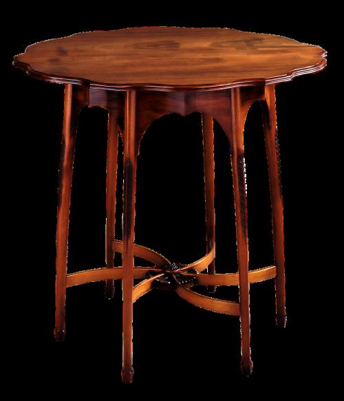 antique antique table table