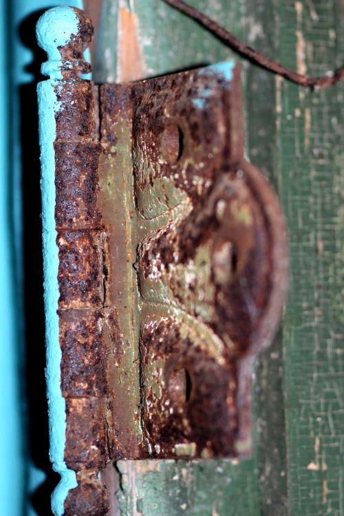 Antique Hinge