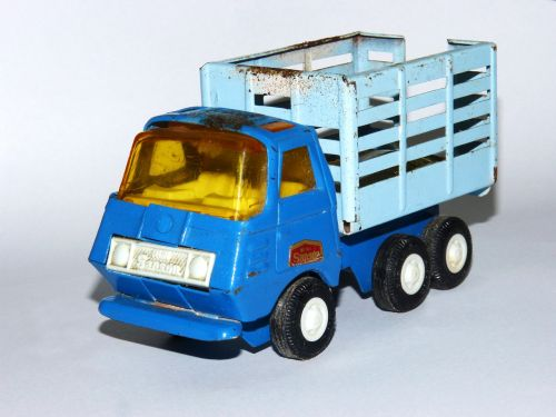 antique toy toy truck vintage
