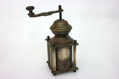grinder antiques bronze