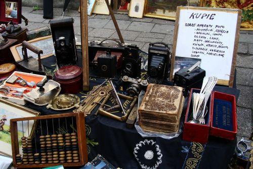antiques market the festival