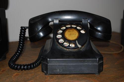 antiques vintage phone