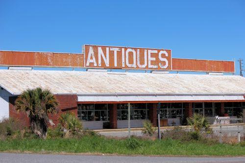 Antiques Building