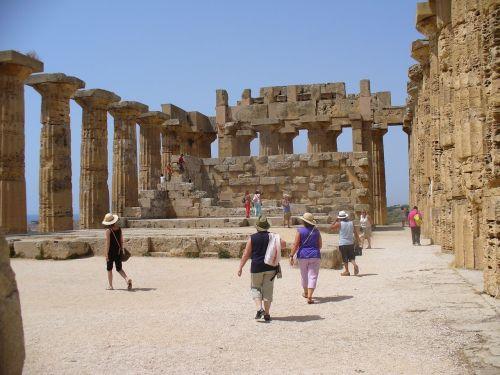 antiquity architecture temple