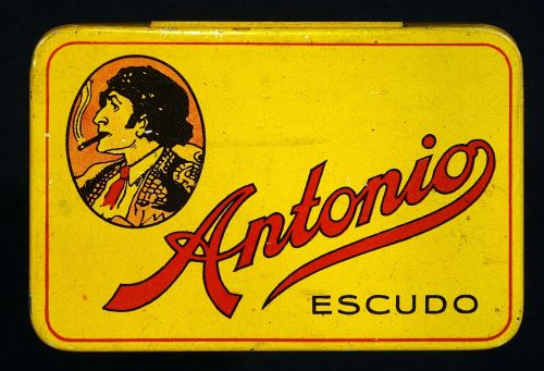 antonio escudo cigars packaging