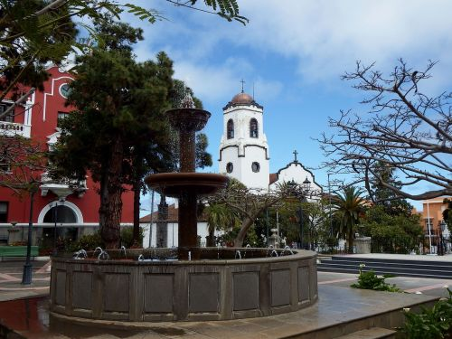 antonio herrera park our lady of montserrat church town hall