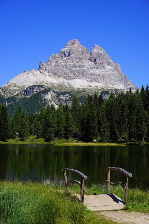 antorno lake lake idyll