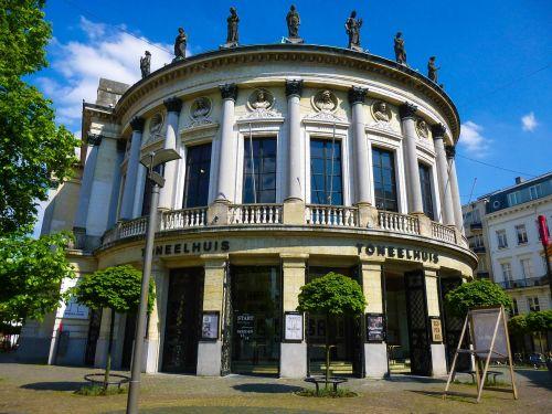 antwerp belgium music