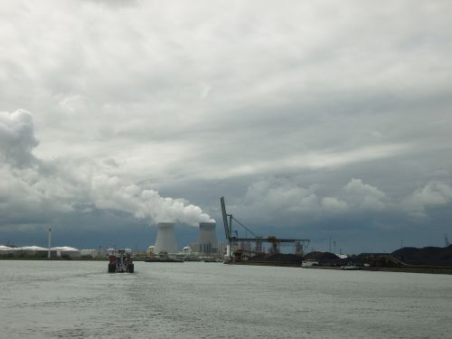 antwerp port belgium