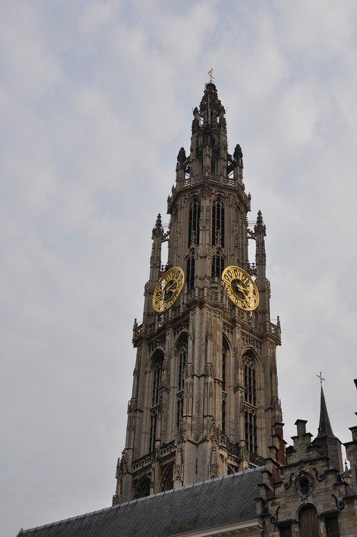 antwerp  belgium  architecture