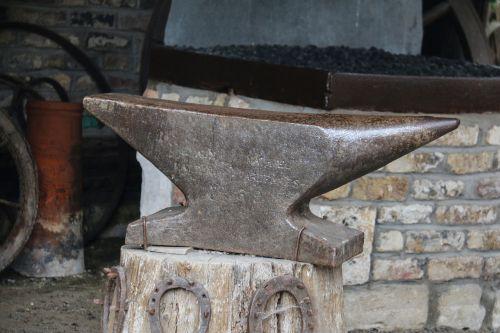anvil iron tool