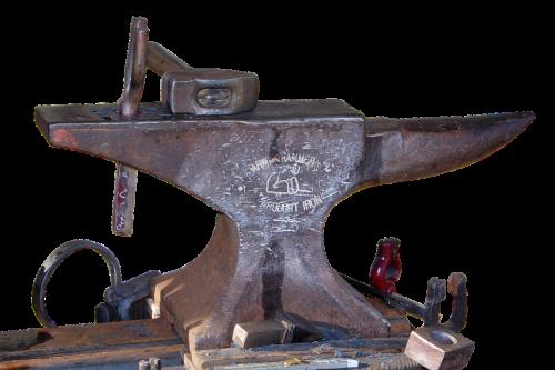anvil forge bending