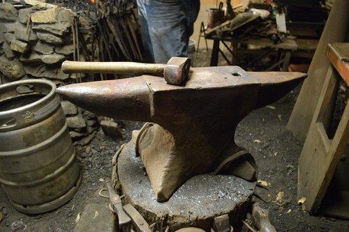 anvil  blacksmith  forge