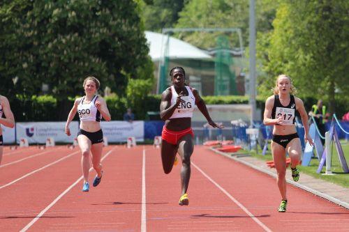 anyika onuora 100 metre women