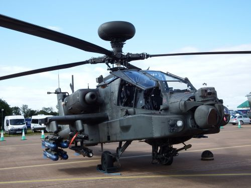 apache gunship helicopter