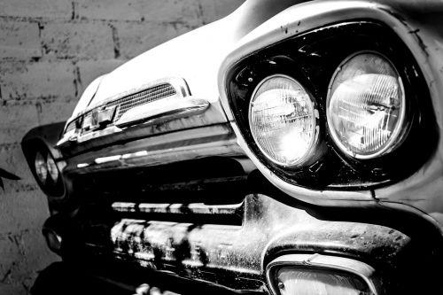 apache vintage car