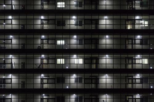 apartment architecture building