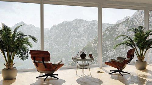 apartment  view  interior