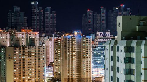 apartment block apartment buildings metropolis