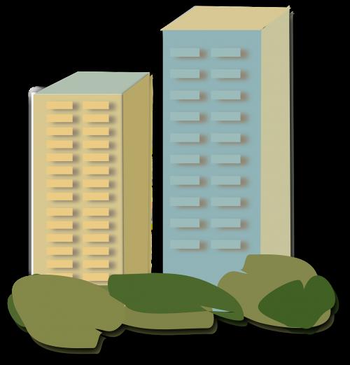 apartments buildings construction