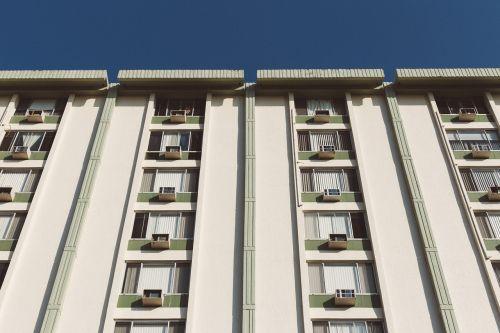 apartments architecture building