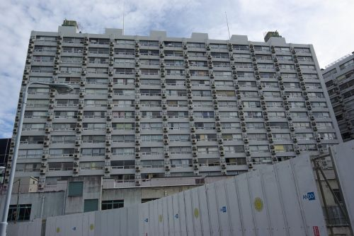 apartments japan air conditioning