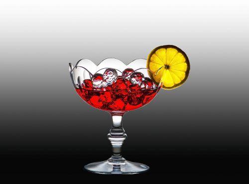 aperitif glass drink