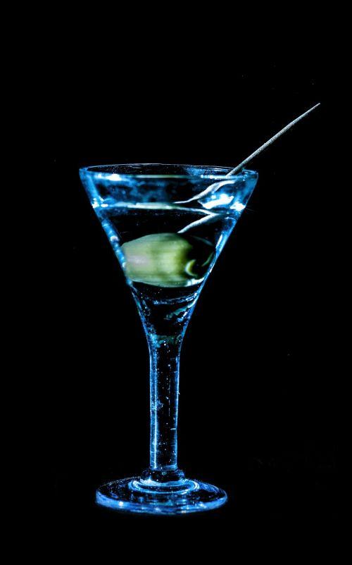 aperitif glass martini