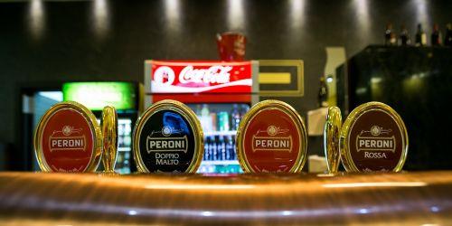 aperitif peroni beer tap