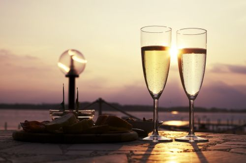 aperitif drink glass