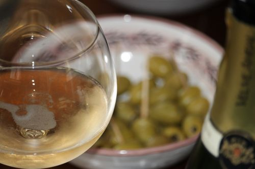apéro olive restaurant