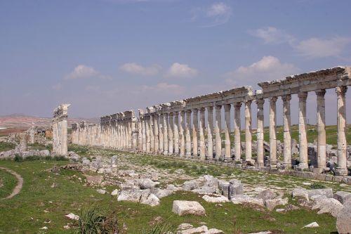 aphamia byzantisch syria