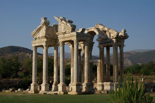 aphrodisias turkey temple of aphrodite