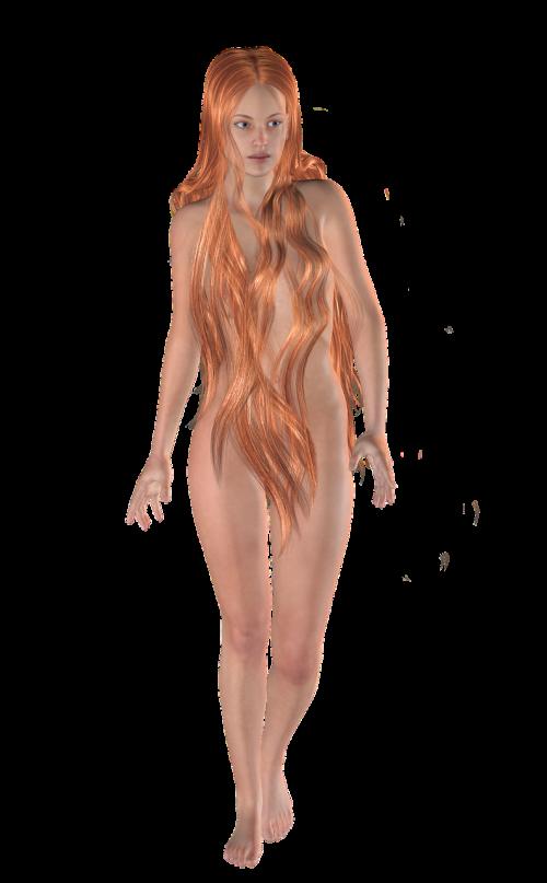 aphrodite,goddess,venus,woman,redhead,3d figure