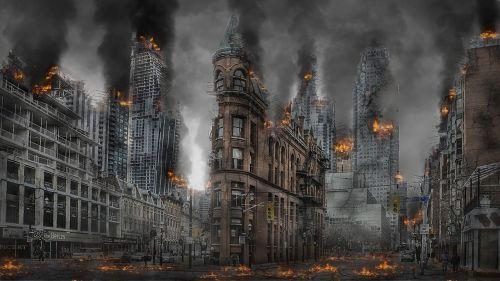 apocalypse war disaster