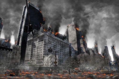 apocalypse war armageddon
