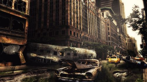 apocalypse city end of the world