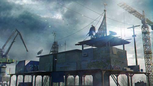apocalypse 3d render