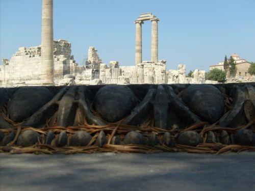 senovės civilizacija, šventyklos, senovės & nbsp, šventyklos, Viduržemio jūros, senovės & nbsp, nuotraukos, apolono šventykla