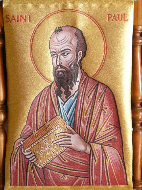 apostle holy portrait