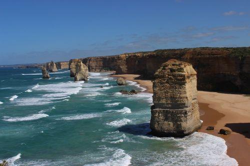 apostles great ocean road australia