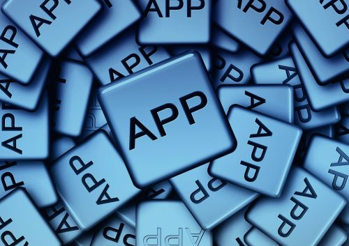 app keys buttons